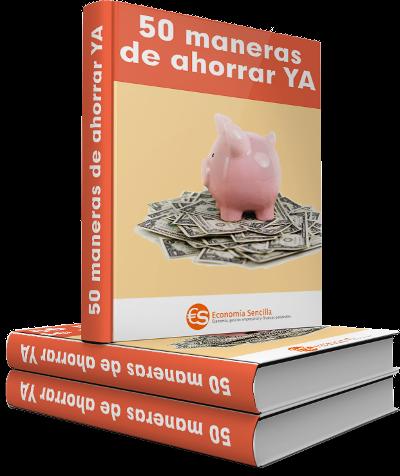 50 maneras de ahorrar dinero YA